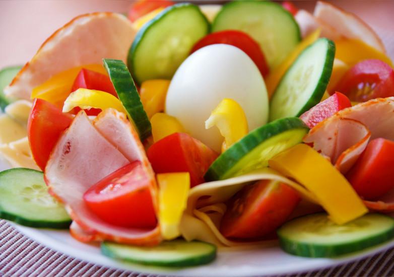 Forrai Ildikó: Egészséges étkezés
