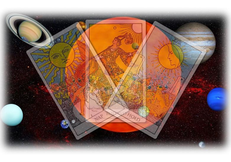 Griga Zsuzsanna: Asztrológiai szimbólumok a Tarotban