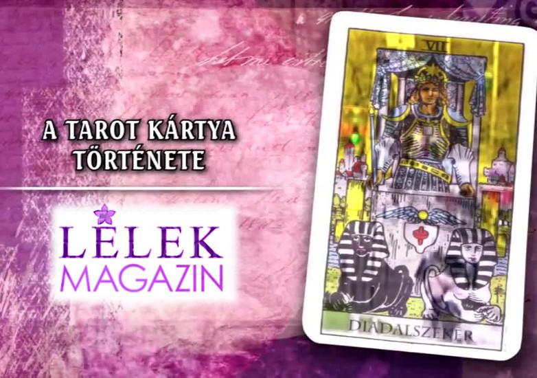 Bemutatkozik a tarot - A tarot kártya története