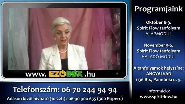 ELŐADÁS és ÉLŐ ADÁS - 2016.08.25. (Praktikus teremtések)