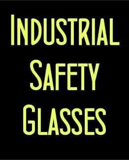 Industrial Safety Eyeglasses