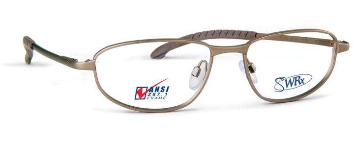 Uvex / Titmus SW02 Rx Safety Glasses | E-Z Optical