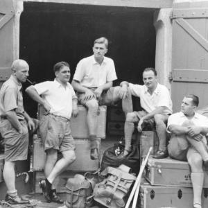 Экспедиция в Калькутту 1911
