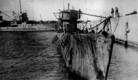 Подводные базы нацистов