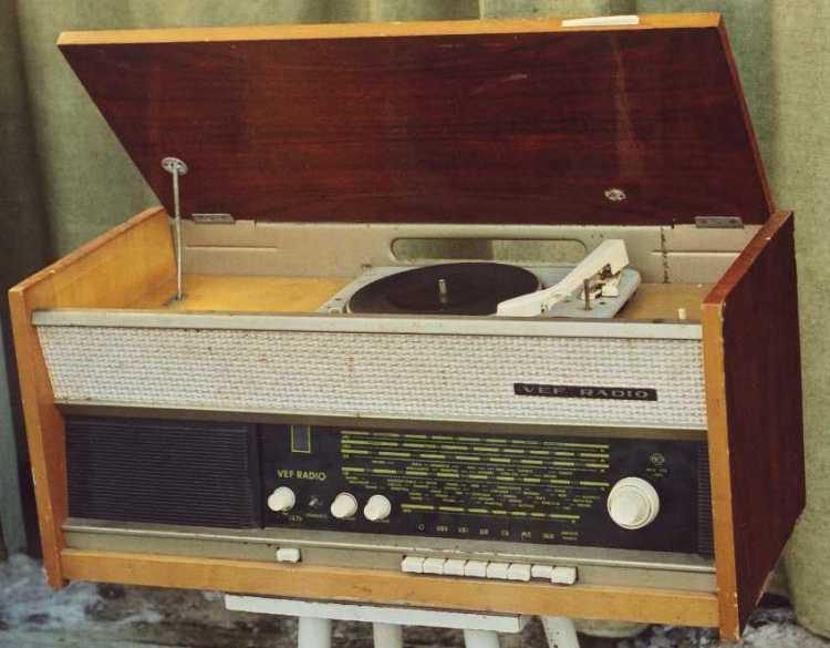 Vef-radio