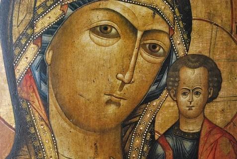 Чудотворная икона казанской божьей матери