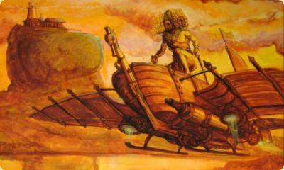 древний летательный аппарат Виман