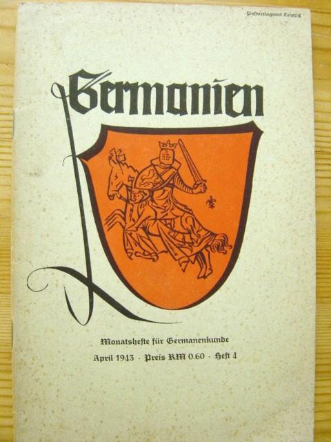 Нордические сказки «Аненербе»