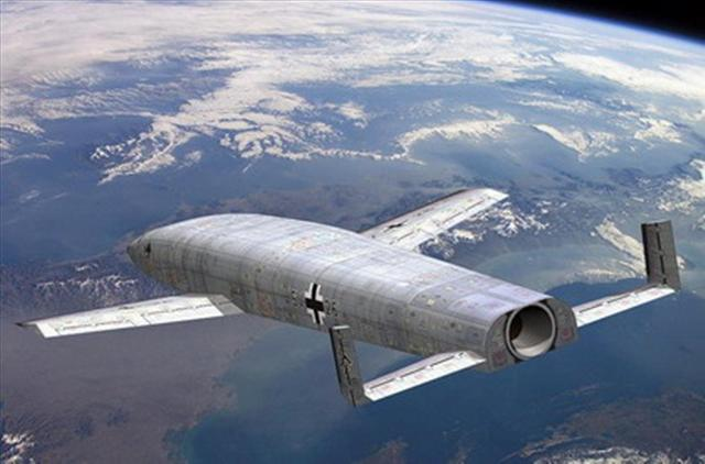 Первый человек в космосе — космонавт Третьего Рейха?