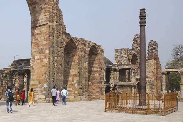 Делийский столб