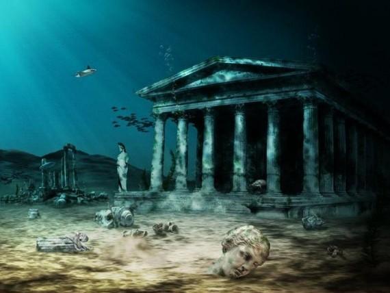 Загадки Каспийского моря исчезнувший город