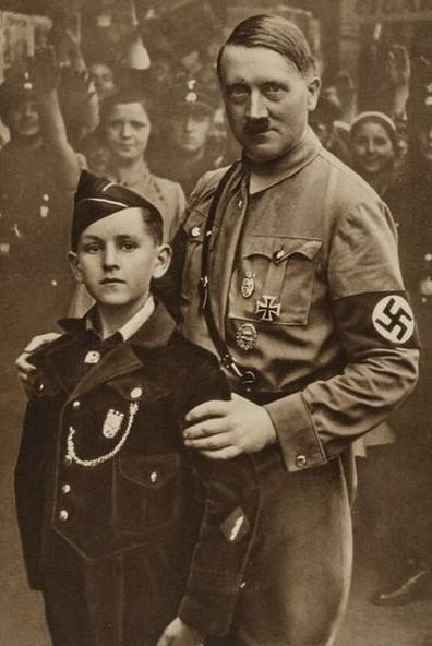 Гитлер и ключи от царства Агартхи