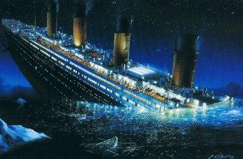 гибель Титаника и масоны