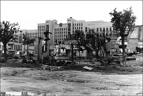 Кто разрушил Минск?