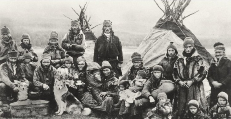 Барченко и шаманы лапландии