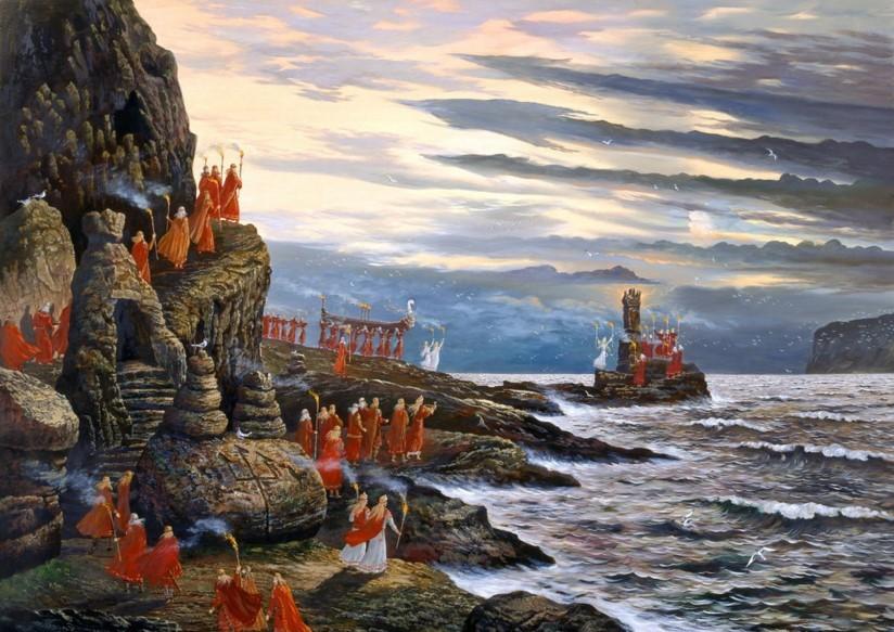гиперборея древняя остров