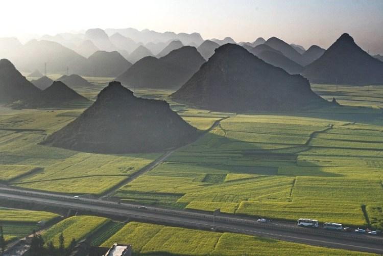 Тайны китайских пирамид
