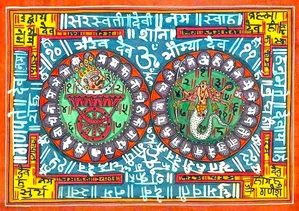 Поразительные факты о языке санскрите