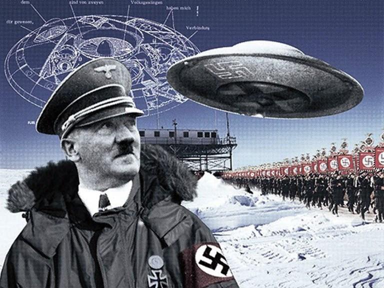 Тайны Третьего Рейха