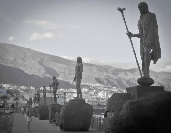 Проект Аненербе поиск артефактов в Испании. Гуанчи аборигены Тенерифе