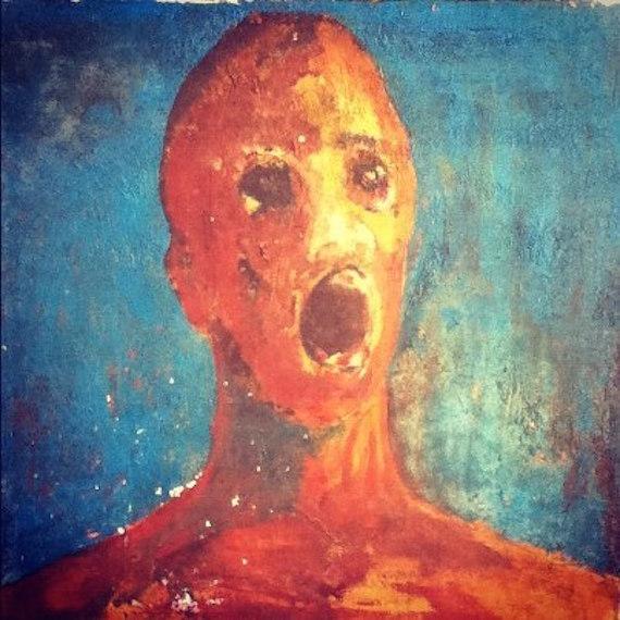 Проклятые картины человек в душевной муке