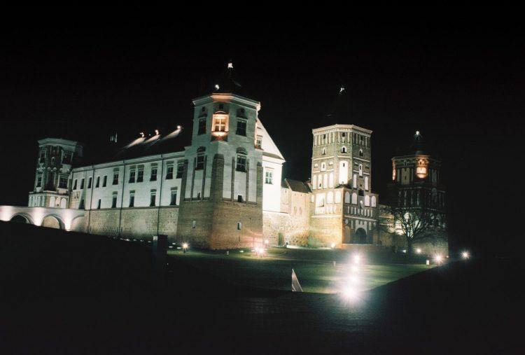 Легенды Беларуси. Мирский замок