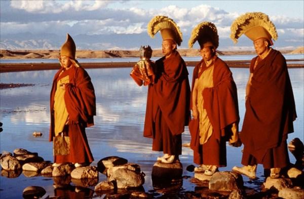 выбор Далай ламы