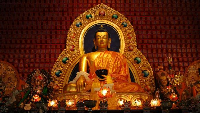 Далай ламу буддизм