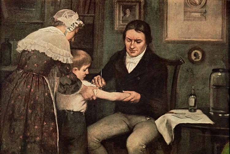 Вакцинация. Привычка прививать