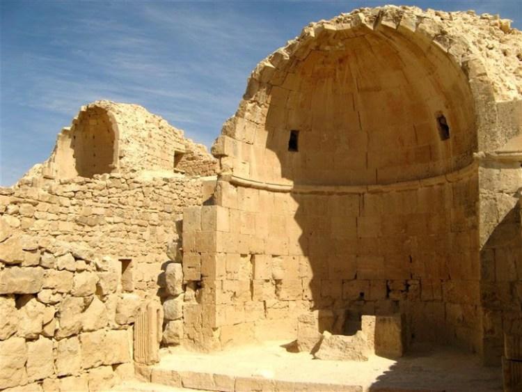 Опустевшие города Ницана, Халуца и Шивта. Тайны Азии