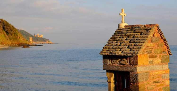 Афон таинственное место в Грециию Эзотерика.