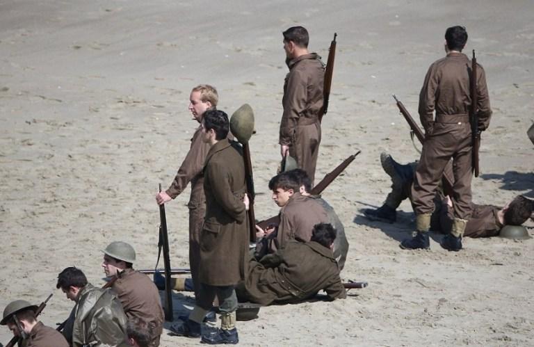 Дюнкерк - сражение Второй мировой войны