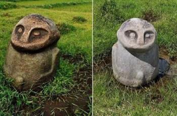 Необычные каменные истуканы Сулавеси Источник: http://paranormalnews.ru/blog/neobychnye_kamennye_istukany_sulavesi/2016-10-28-2170
