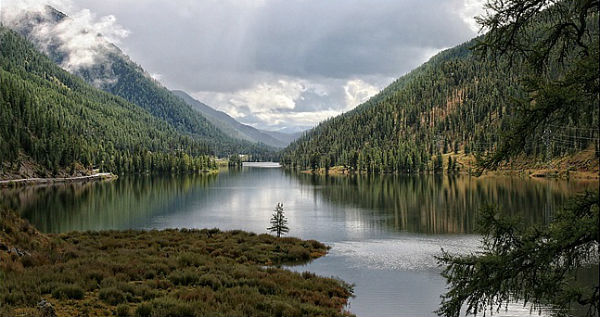 аномальная зона переславль-залесского мертвое озеро
