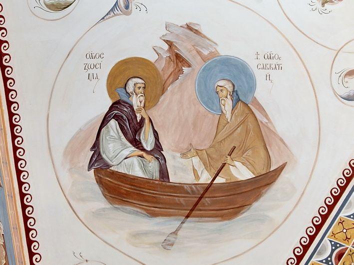 Преподобный Зосима житие и смерть православного святого
