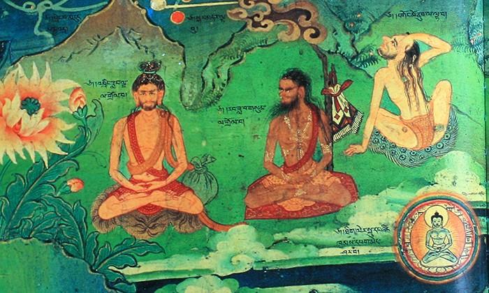 Туммо древняя тибетская практика йогов позволяющая не мерзнуть