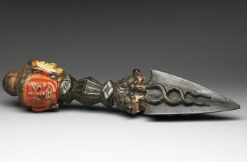 Пурба - тибетские, буддийские артефакты