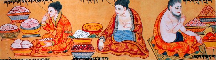 тибетская медицина точки диагностики