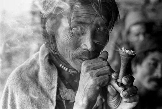 Психоактивные вещества. Шаманы Непала. Летные травы и грибы