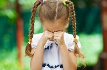 Детские истерики - способ предотвратить засекунду