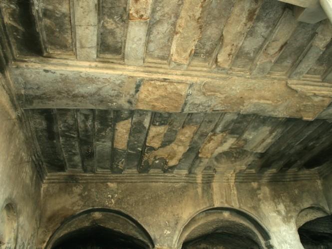 Уплисцихе(Зал Тамары)потолок