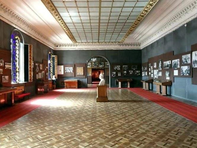 Музей Сталина и грузинские корни Петра Первого