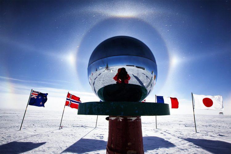 Территория Антарктиды провозглашена русским княжеством