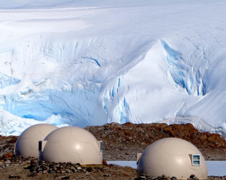 Территория Антарктиды