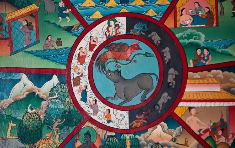 Тибетская тханка