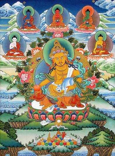 Кубе́ра (санскр. कुबेर — возможно, «имеющий уродливое тело») или Виттешвара — одноглазый бог богатства и светлокожий владыка (махараджа) севера (один из локапалов), повелитель якшей, киннаров и гухьяков, дхармапала.