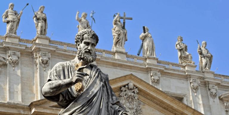 Скрытое Ватиканом. Мистификация изменение мировой истории