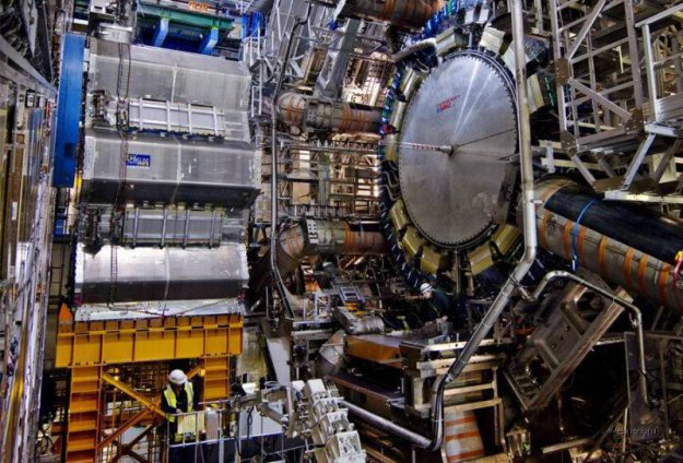Большой адронный коллайдер