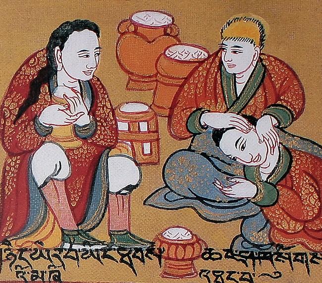 Чем лечат диабет в тибетской медицине