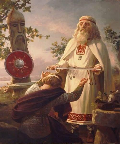 Волхвы у славян. По народным поверьям – чародеи, волшебники